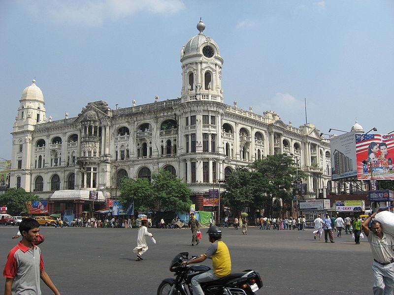 Whiteways and Laidlaw building, Kolkata/©Priyal Kundu/WikiCommons