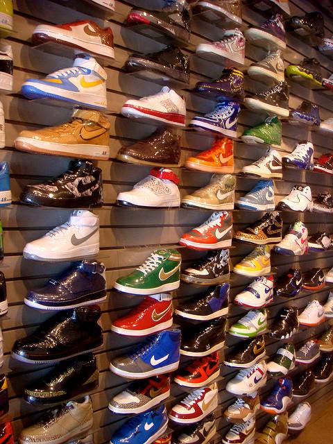 190aa4eed1d27 FCLA Courtesy of Simon Doggett Flickr. Nike mecca ...