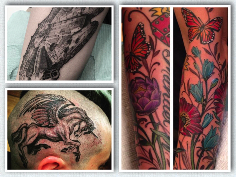 The 10 Best Tattoo Shops In Los Angeles