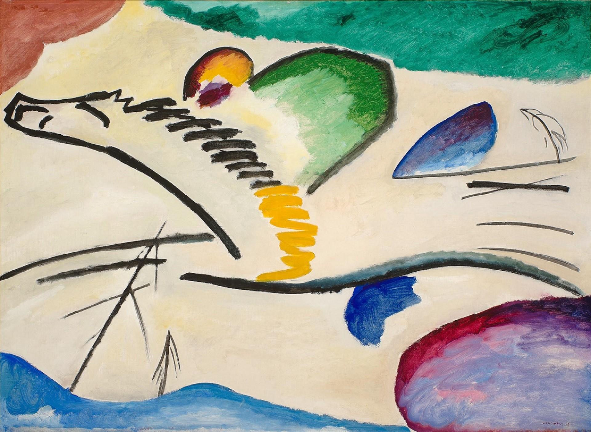 10 Artworks By Kandinsky You Should Know