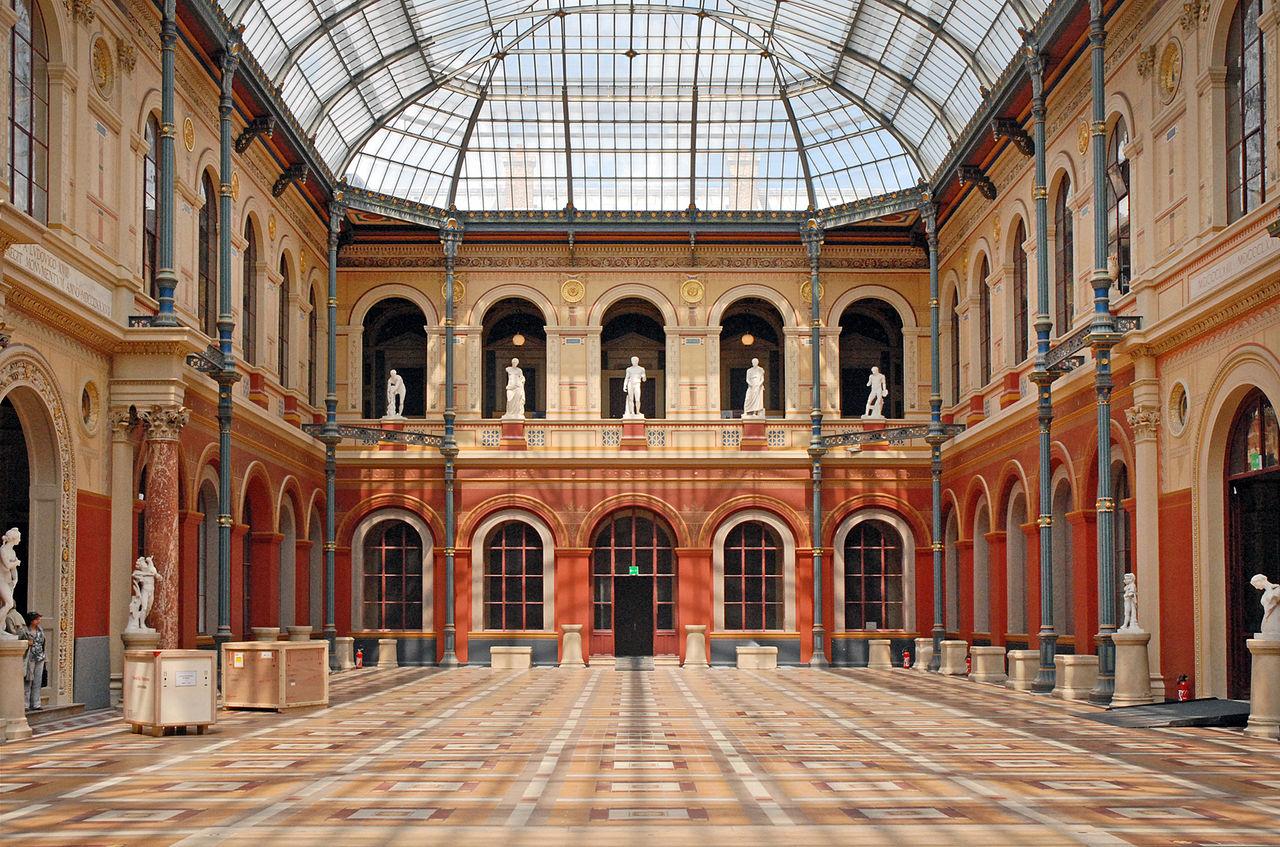 A Brief History Of The École Des Beaux-Arts