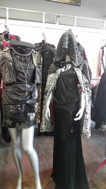 best clothing stores for l a punk fashion