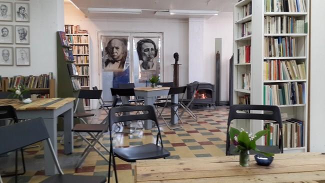 Veggie Bookcafe 'La Reduiste'/Courtesy 'La Reduiste'