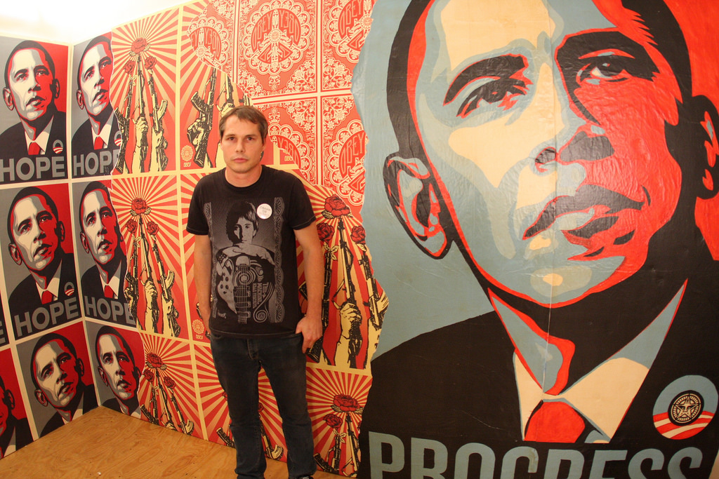 Image result for Shepard Fairey