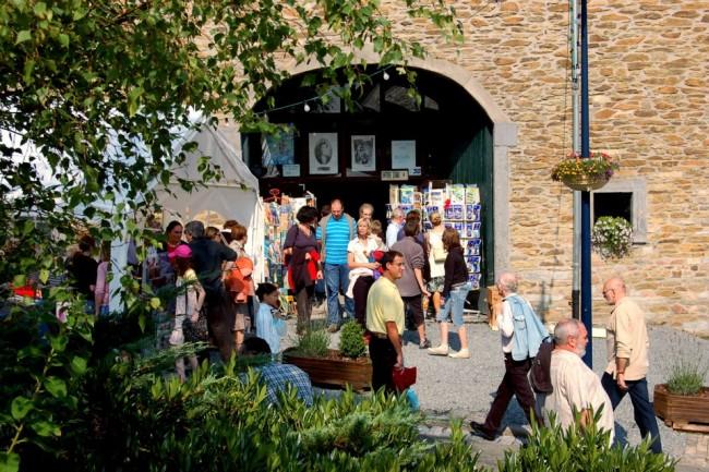 The Village of Redu /Courtesy www.redu-villagedulivre.be