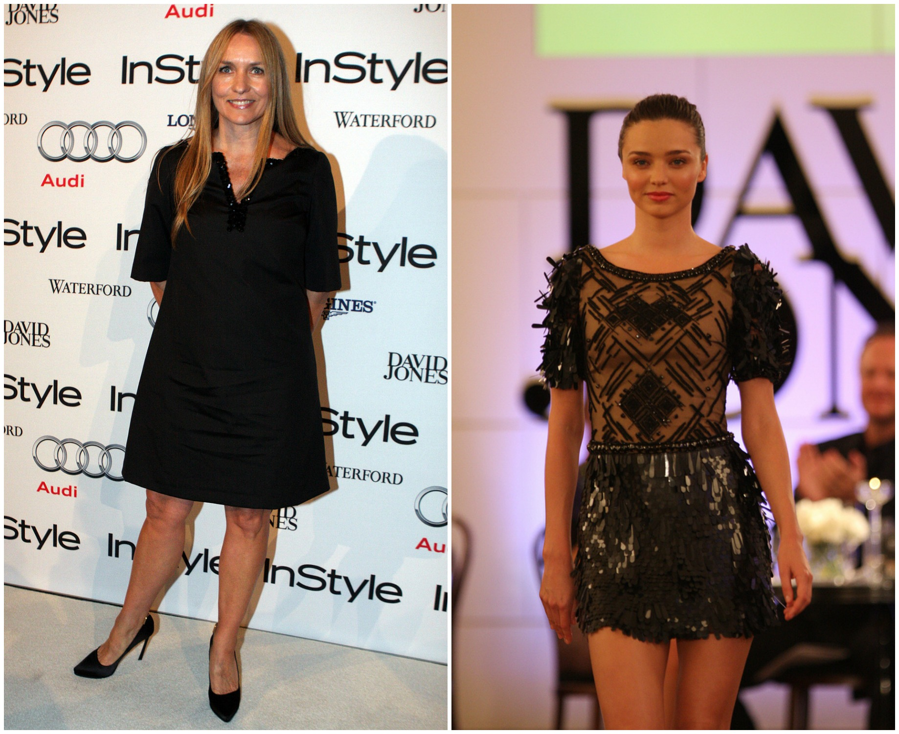 The 20 Most Iconic Fashion Designers From Australia Millenia Olivia Abstract Dress