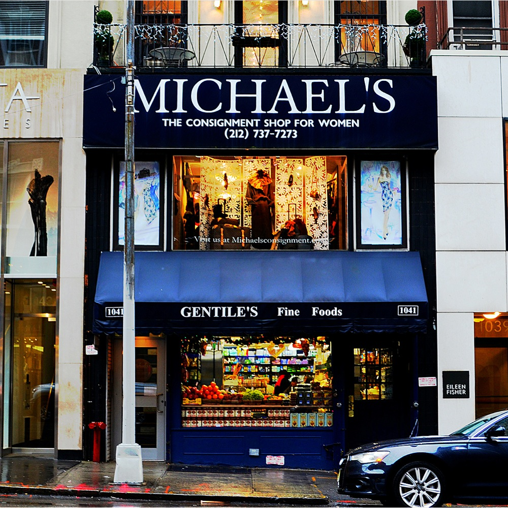Michaels Consignment | Courtesy Of City Galon On The Ego