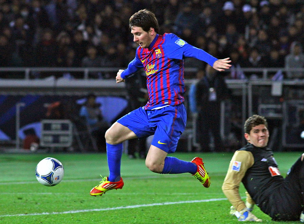 Lionel Messi | © Christopher Johnson