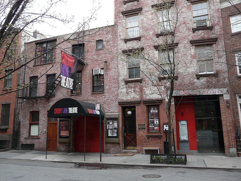 Cherry Lane Theater | © Wikipedia Commons
