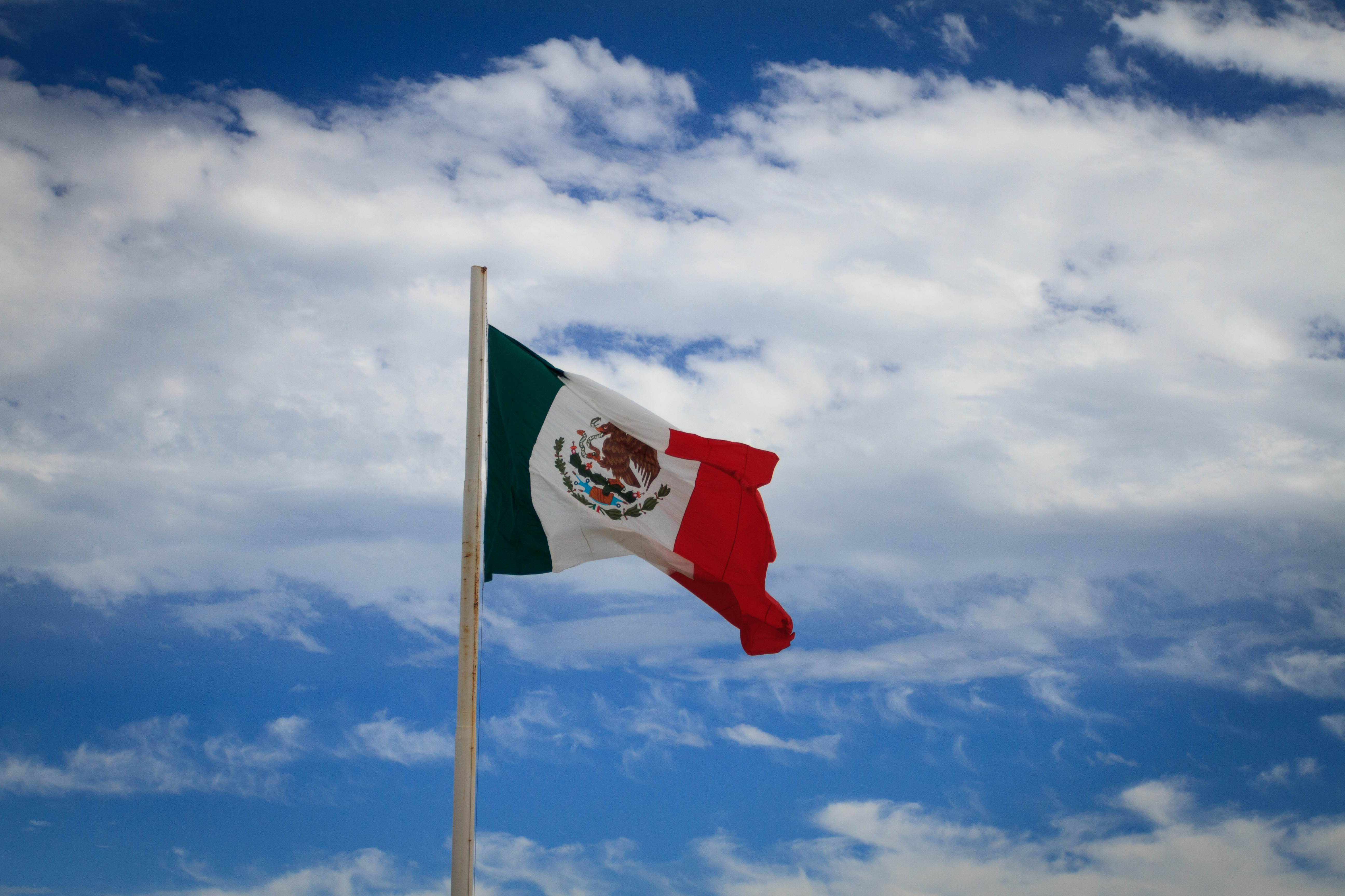 Mexican flag | © Gary J. Wood/Flickr