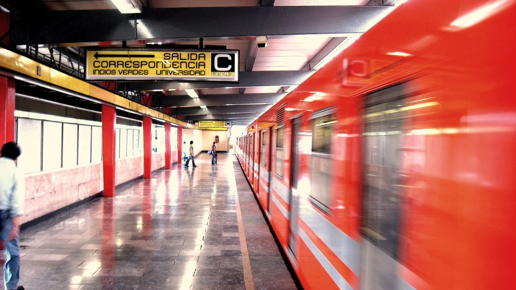Mexico City metro | © 16:9clue/Flickr
