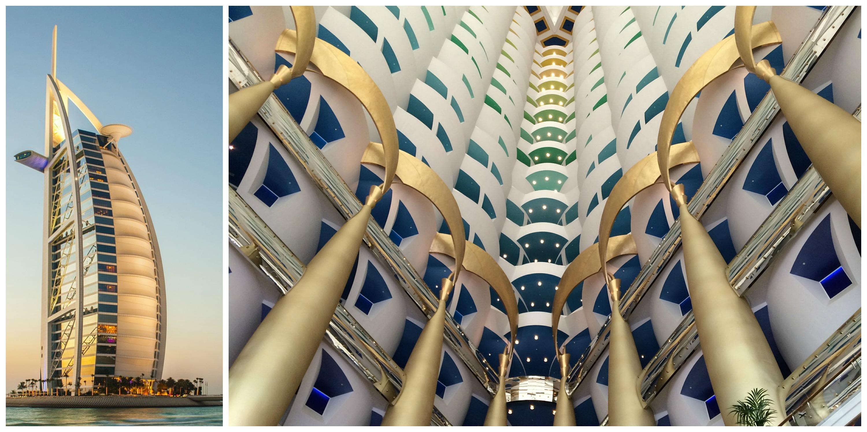The History Of The Burj Al Arab In 1 Minute