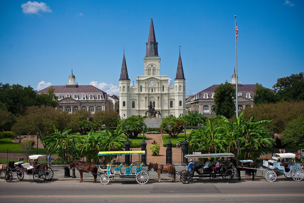 The St. Louis Cathedral |© Royalpt78 /Wikicommons