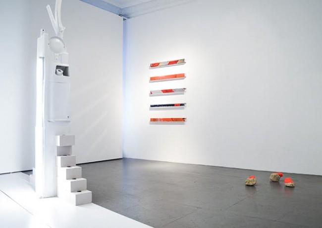 Exhibition modern mutants | © Miriam Tesse, Courtesy Gallery Burster, Berlin
