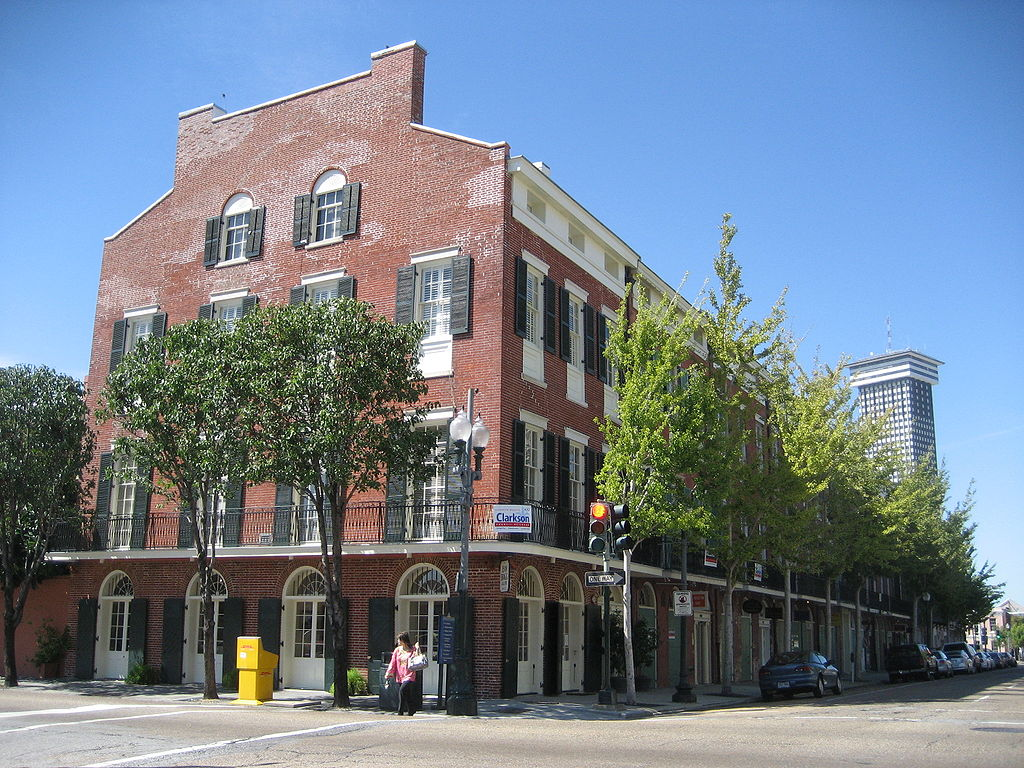 new orleans architecture in 7 buildings