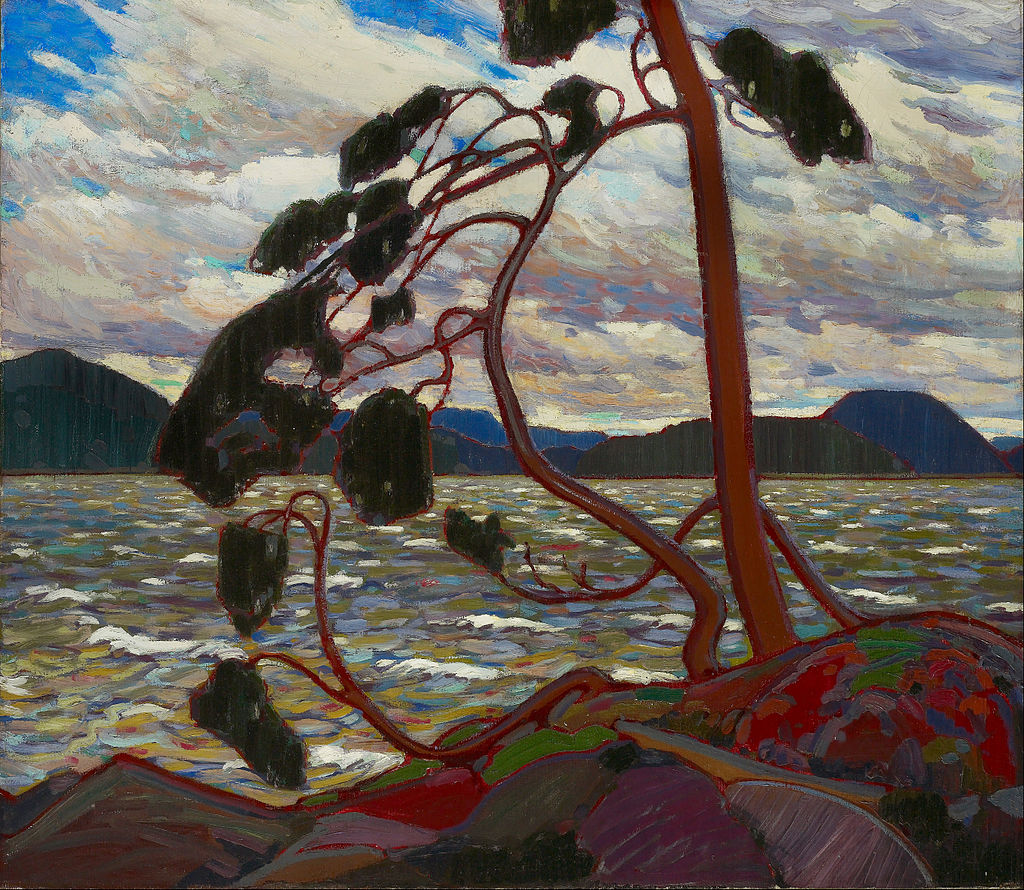 Tom Thomson, 'The West Wind'   © Goole Art Project