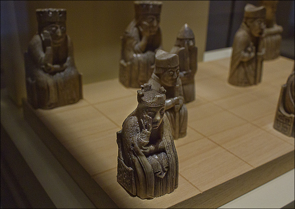 Lewis Chessmen | © dun_deagh/Flickr