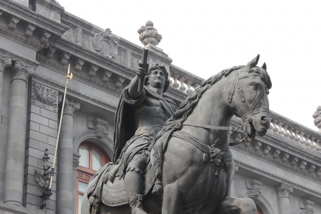 Estatua Ecuestre de Carlos IV   © Sounomade/Flickr