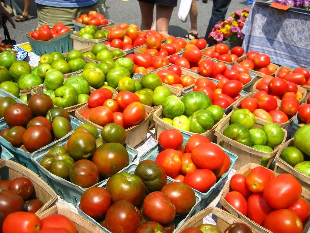 Dupont Farmer's Market | Timothy Vollmer/Flickr