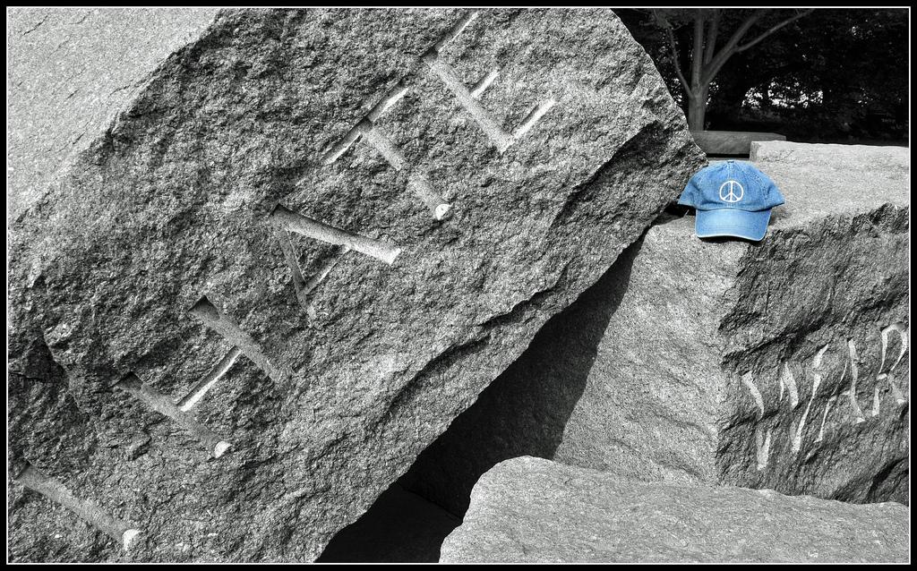FDR Memorial   © Tony Fischer/Flickr