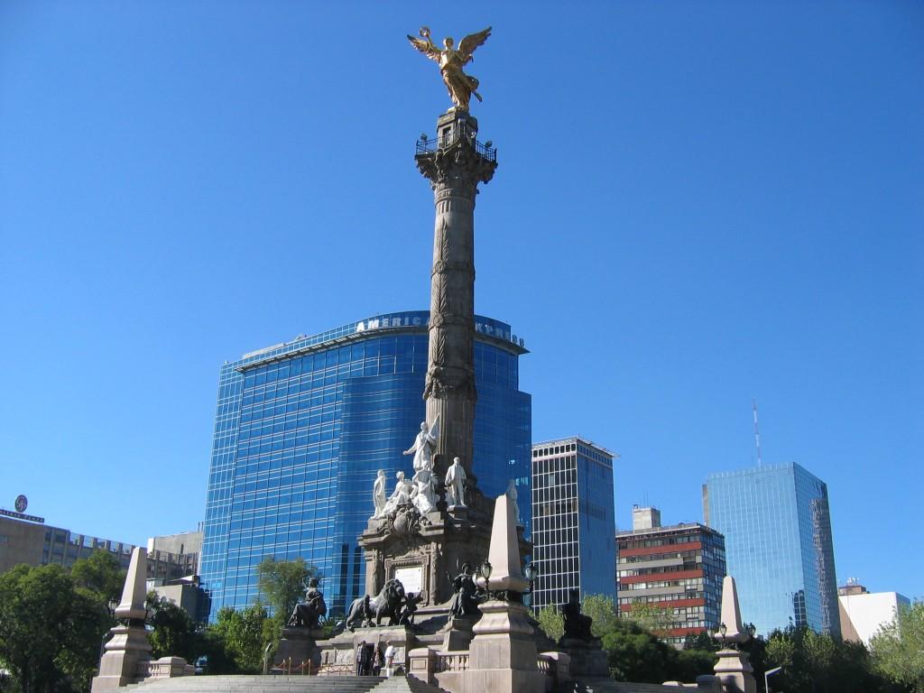 Ángel de la Independencia   © Omar/Flickr