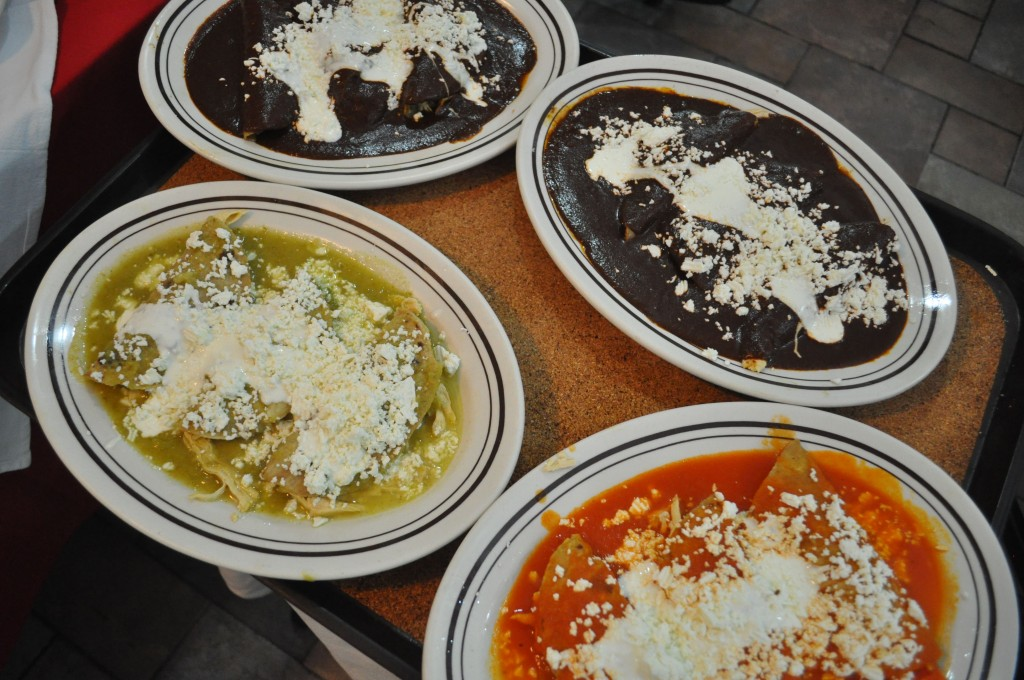 Various Enchiladas | © katiebordner/Flickr
