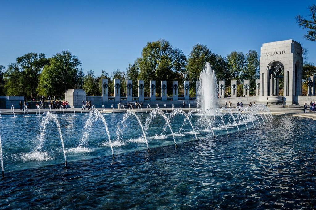 WWII Memorial   ©m01229/Flickr