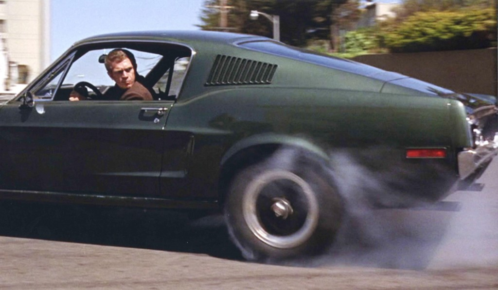 Bullitt (1968) | Pers: Steve McQueen | Dir: Peter Yates | Ref: BUL010EM | Photo Credit: [ Warner Bros / The Kobal Collection ] | Editorial use only related to cinema, television and personalities. Not for cover use, advertising or fictional works without specific prior agreement