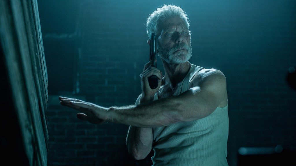 Stephen Lang stars in 2016's surprise hit Don't Breathe | © Sony Pictures