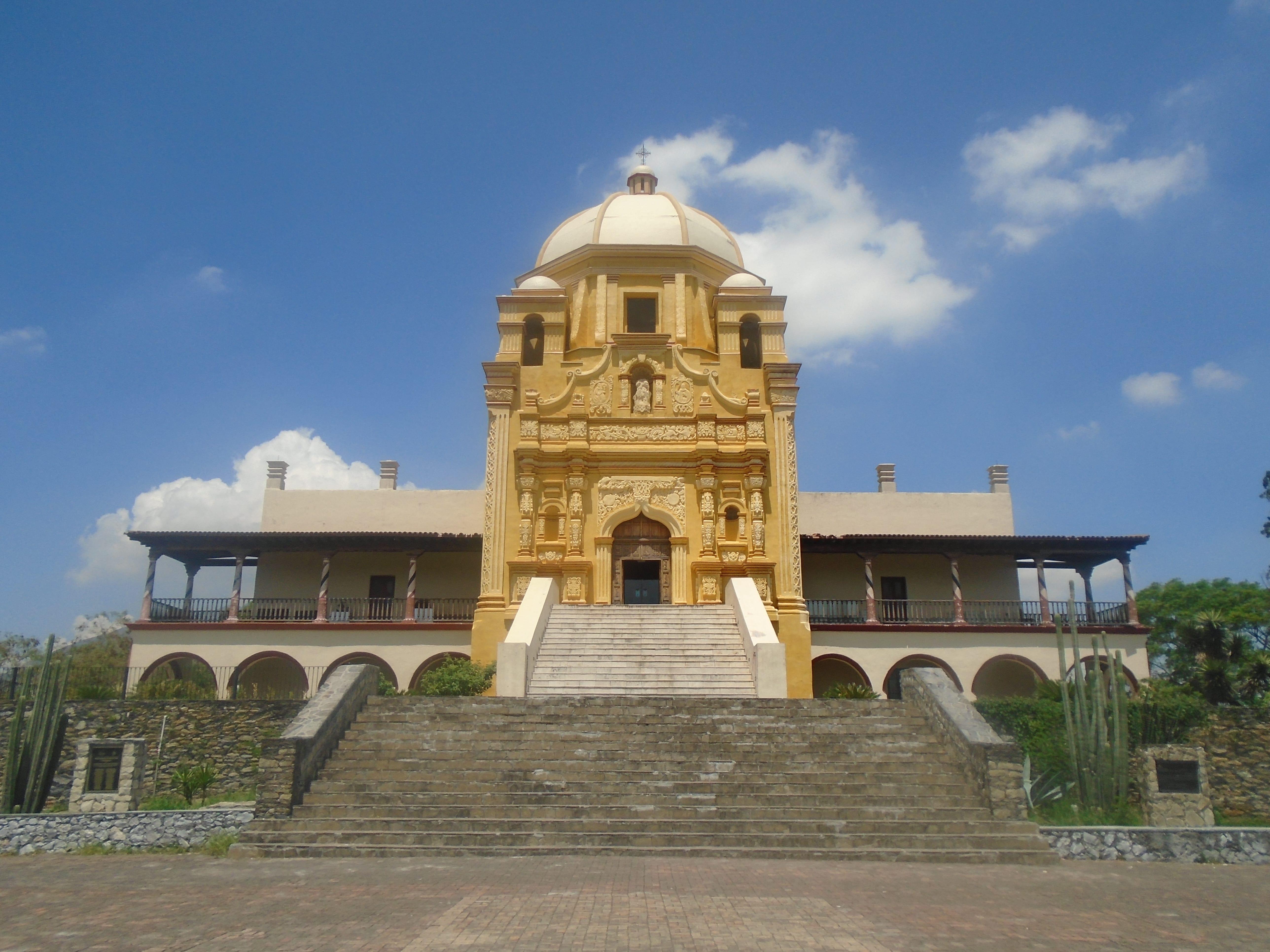 Palacio del Obispado | Courtesy of author