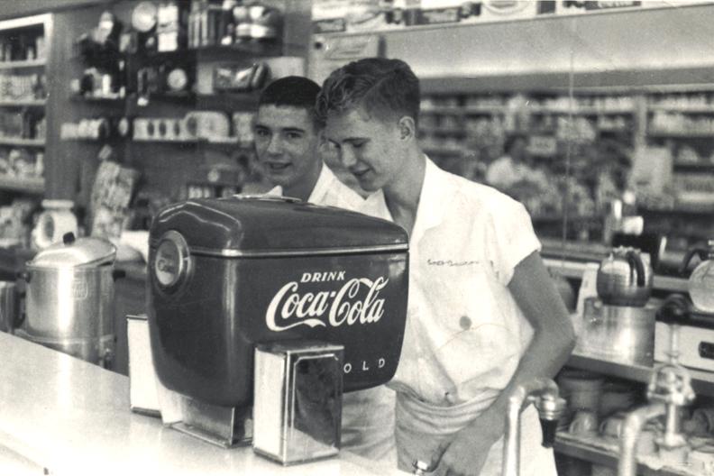brief history of coca cola