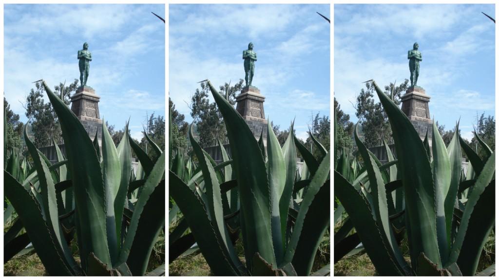 Monumento a Los Indios Verdes   © vladimix/Flickr