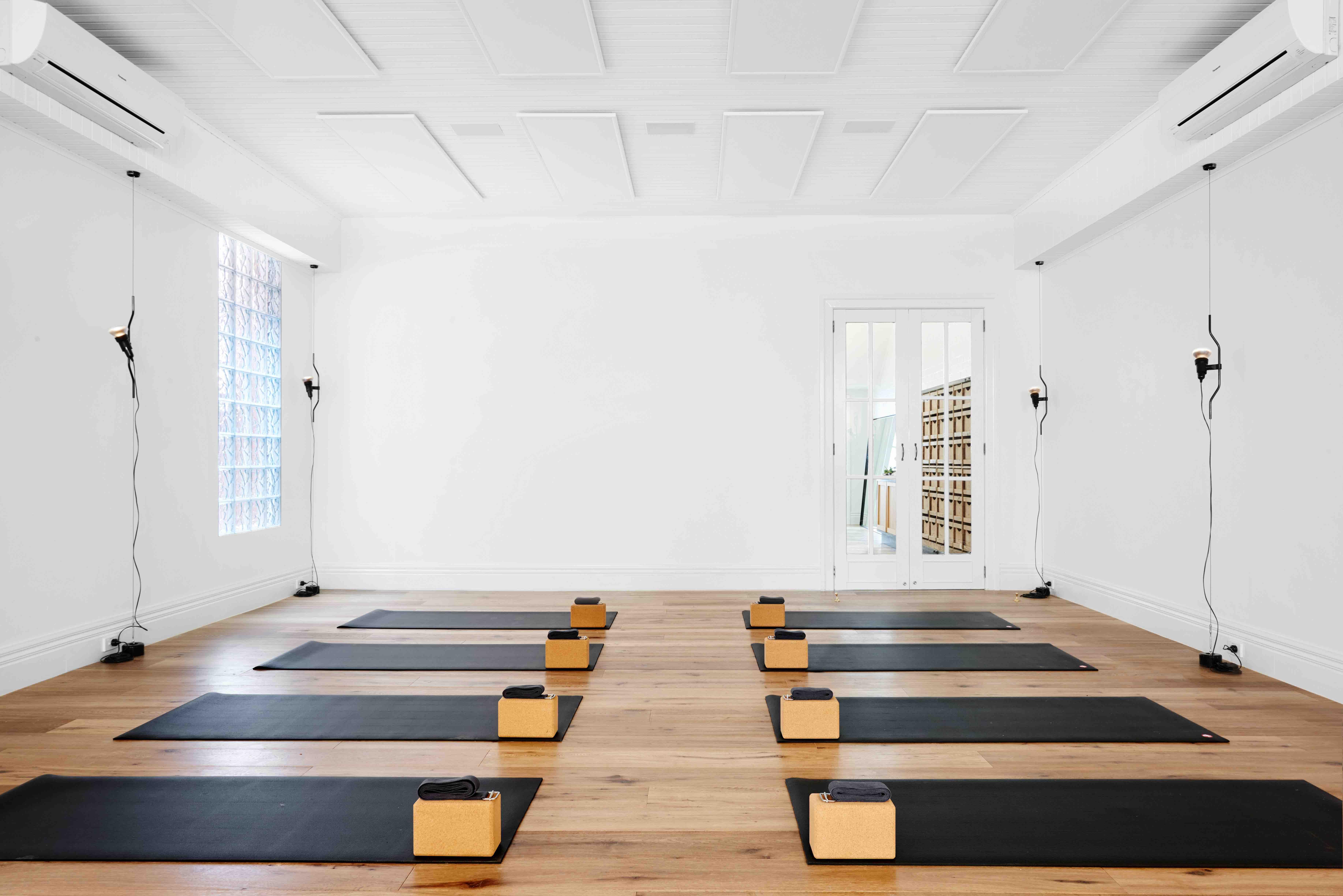y yoga studio
