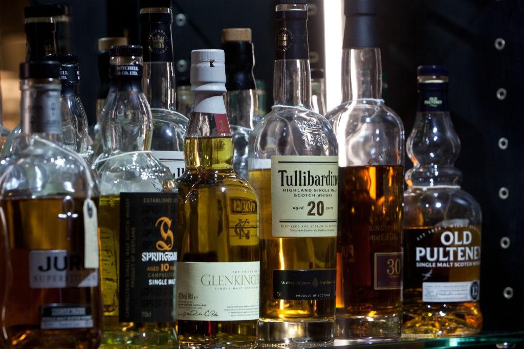 Whisky | © Courtesy Of Fonab Castle