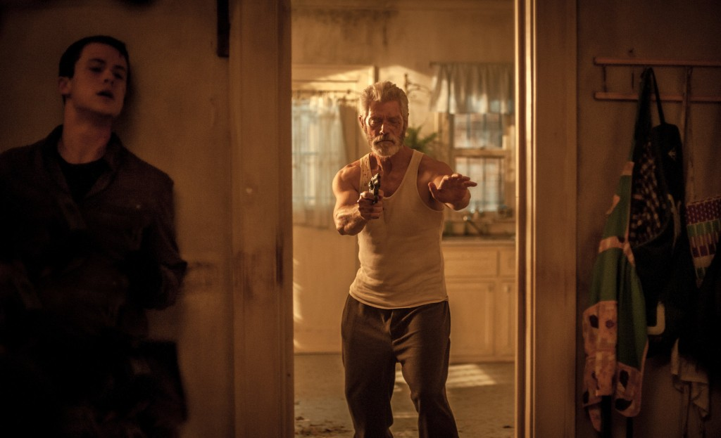 Hard to see the success of a sleeper hit coming. Don't Breathe | © Sony Pictures