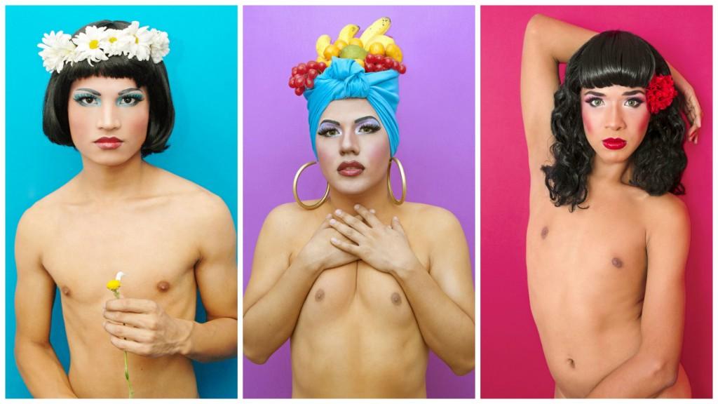 Valentina, Caricia & Nolly   Courtesy of Luis Arturo Aguirre