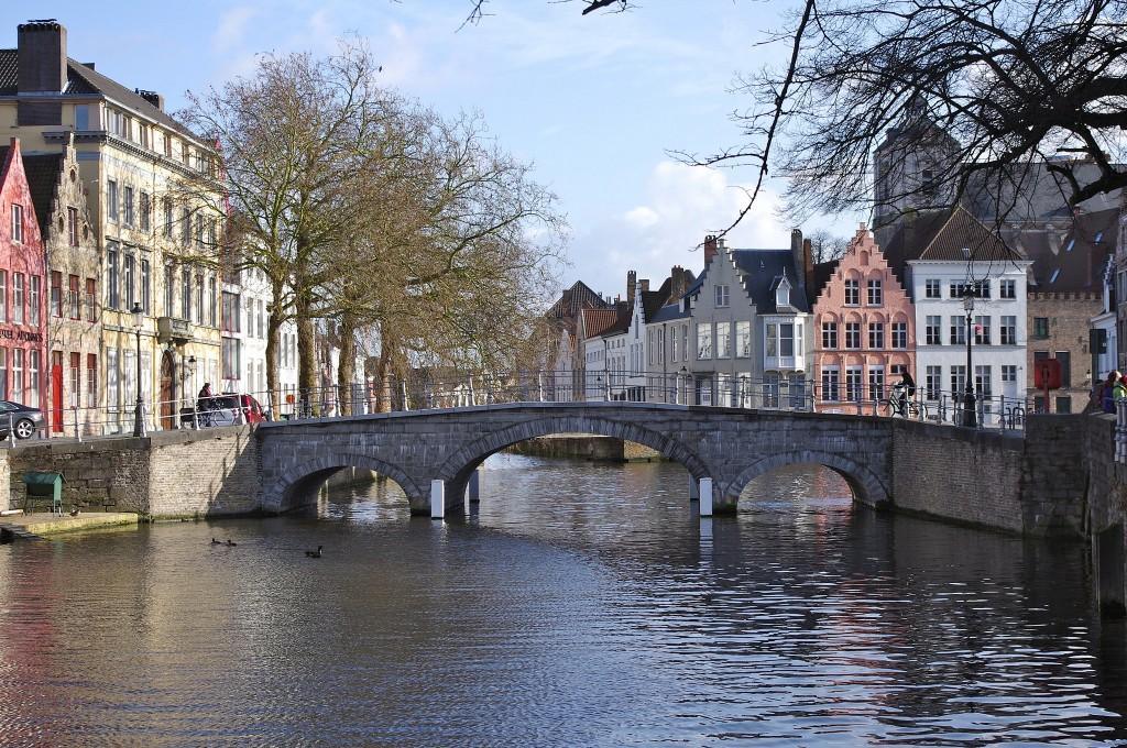 Bruges | © David Merrett/Flickr