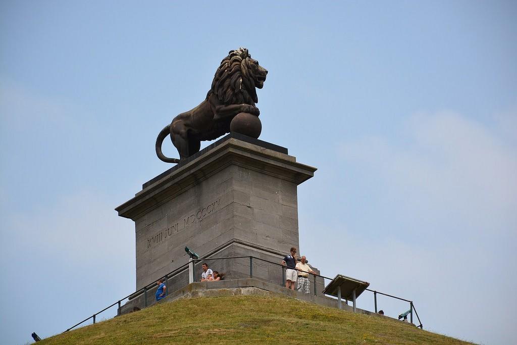 Lion's Mound | © Paul Arps-Flickr