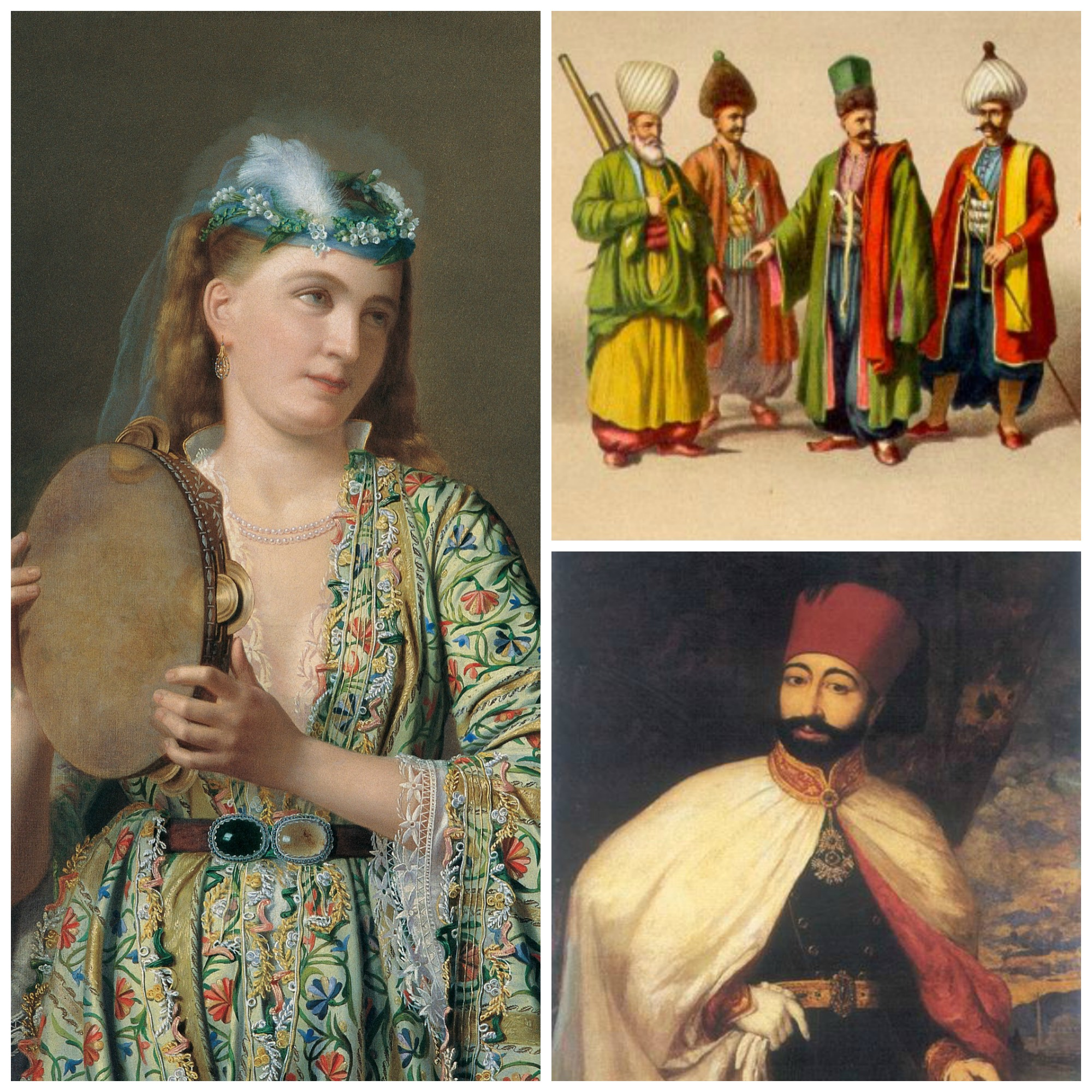 A History Of Fashion In The Ottoman Empire b23ce7d138a