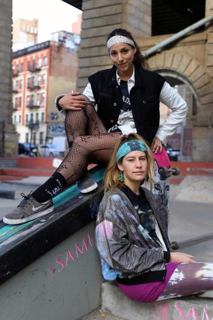 Victoria Paez and Jenny Herbing | © Kelsea Kosko