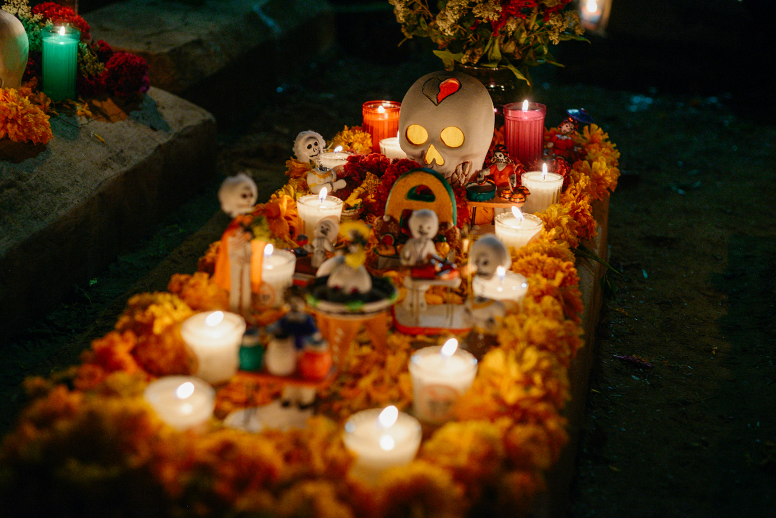 Exploring The Traditions Of Mexicos Day Of The Dead