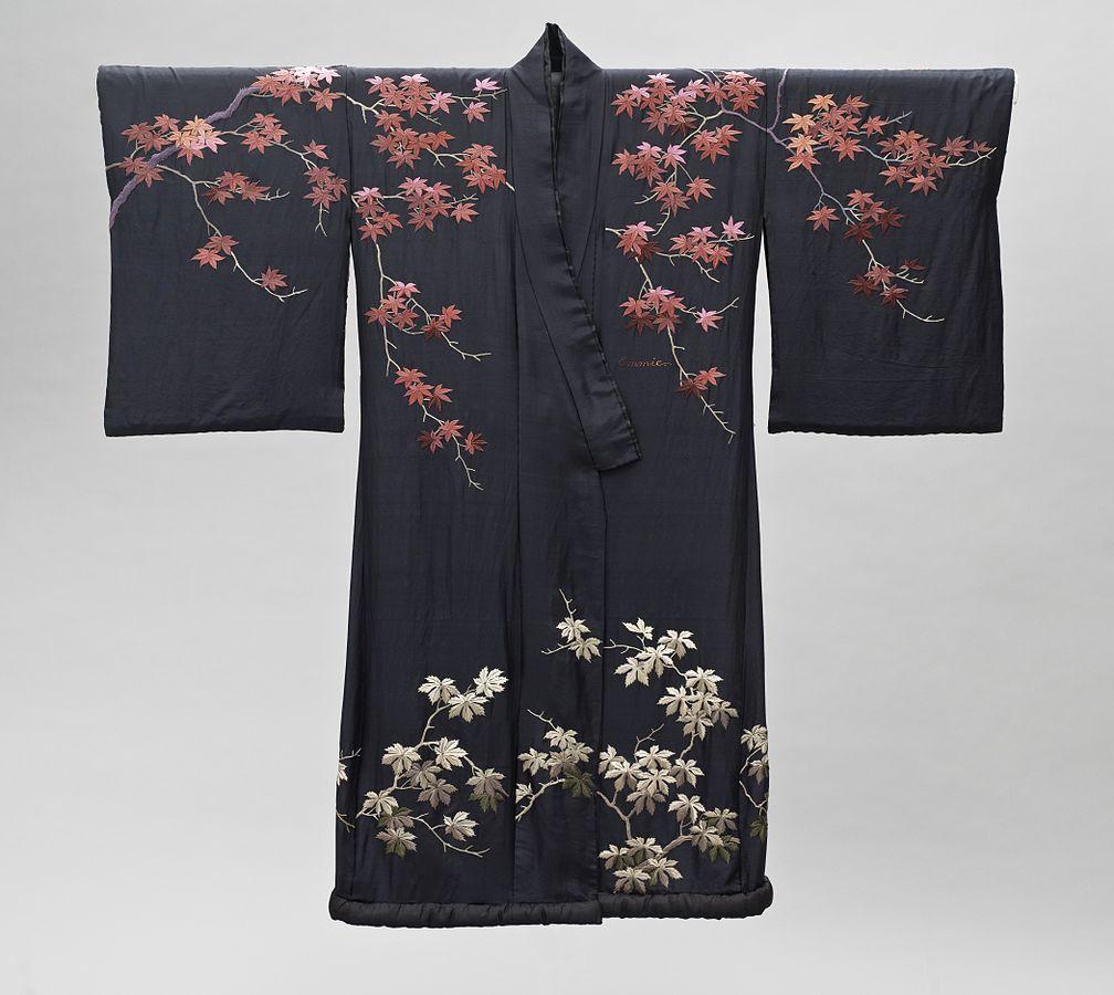 A Brief History Of The Japanese Kimono