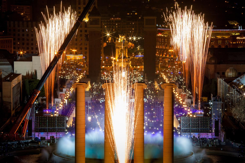 New Year's Eve Barcelona | © Ajuntament Barcelona/Flickr