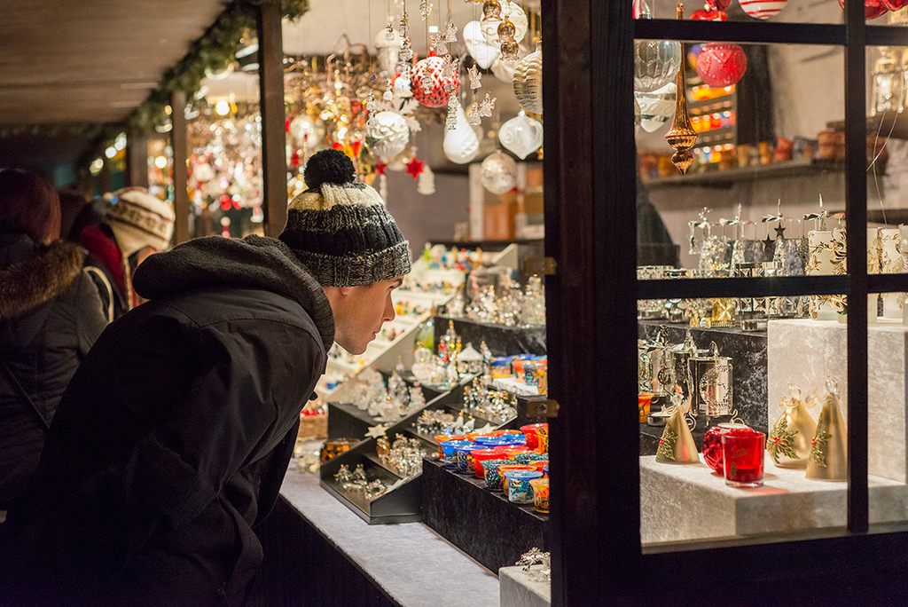 Edinburgh Christmas Market | © Fraser Cameron Photography / Courtesy Of Edinburgh's Christmas