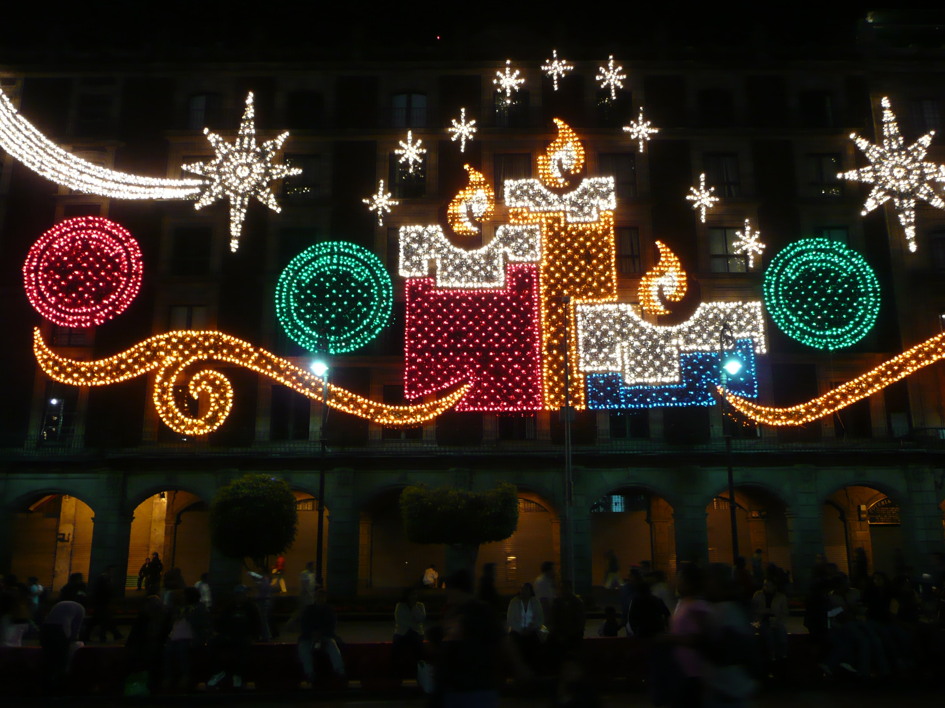 how to celebrate christmas in mexico city - How Is Christmas Celebrated In Mexico