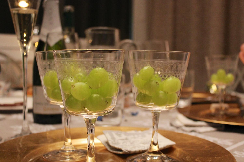 Nochevieja grapes | © Chris Oakley/Flickr