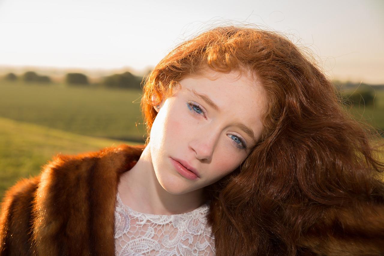 Redhead Irish Girl