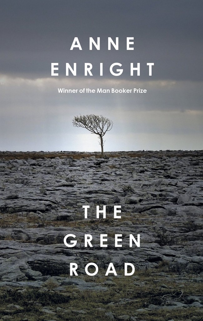 The Green Road by Anne Enright | Courtesy of Jonathan Cape