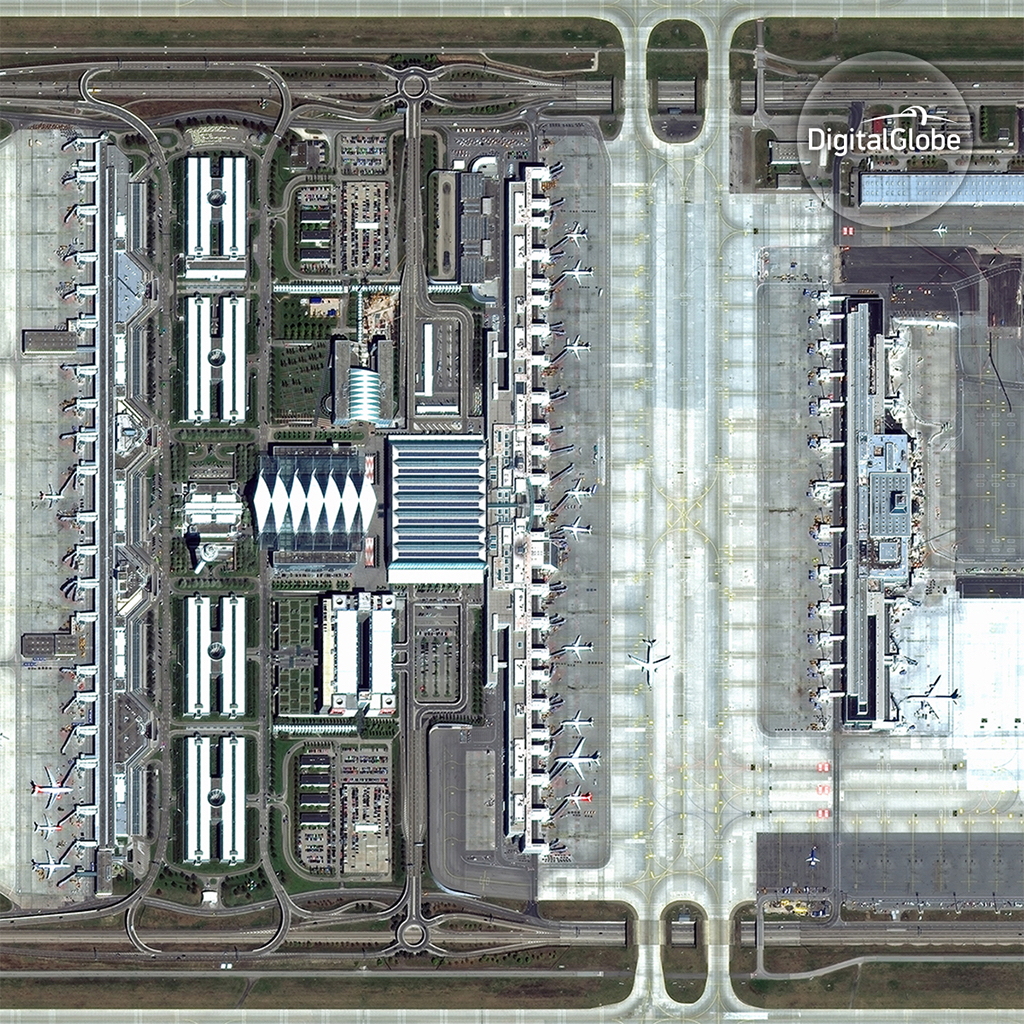 Munich Intl Airport © DigitalGlobe