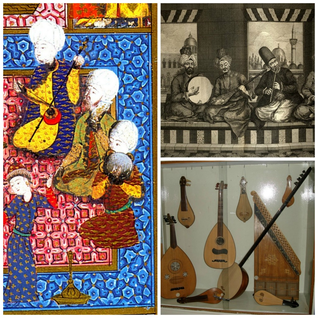 Ottoman Classical Music/Wikimedia Commons | Turkish Instruments | © Xavier Serra/Flickr